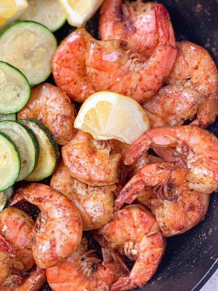 cajun shrimp featured