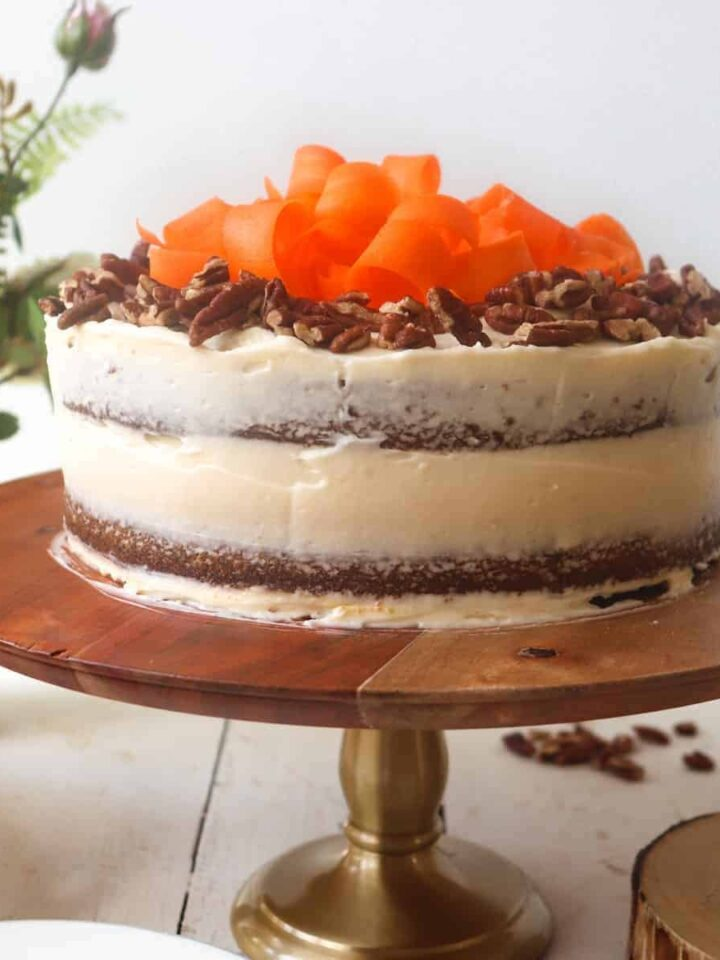 carrot cake featured