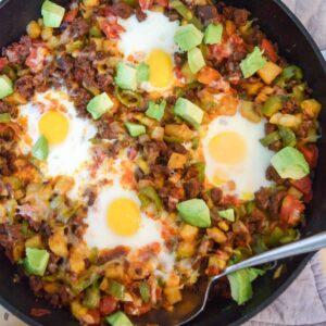 chorizo breakfast featured