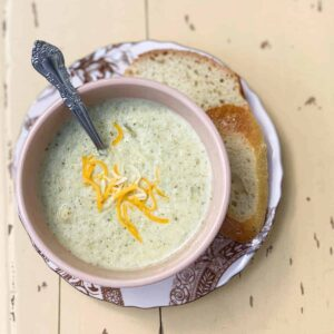hearts of palm soup featured