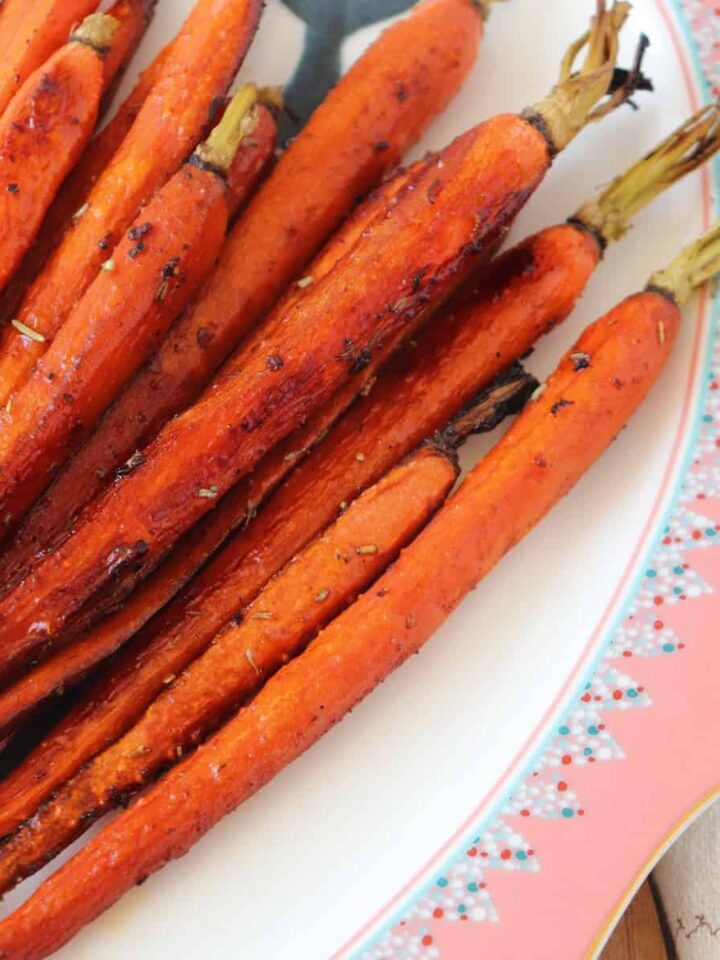 honey carrots featured