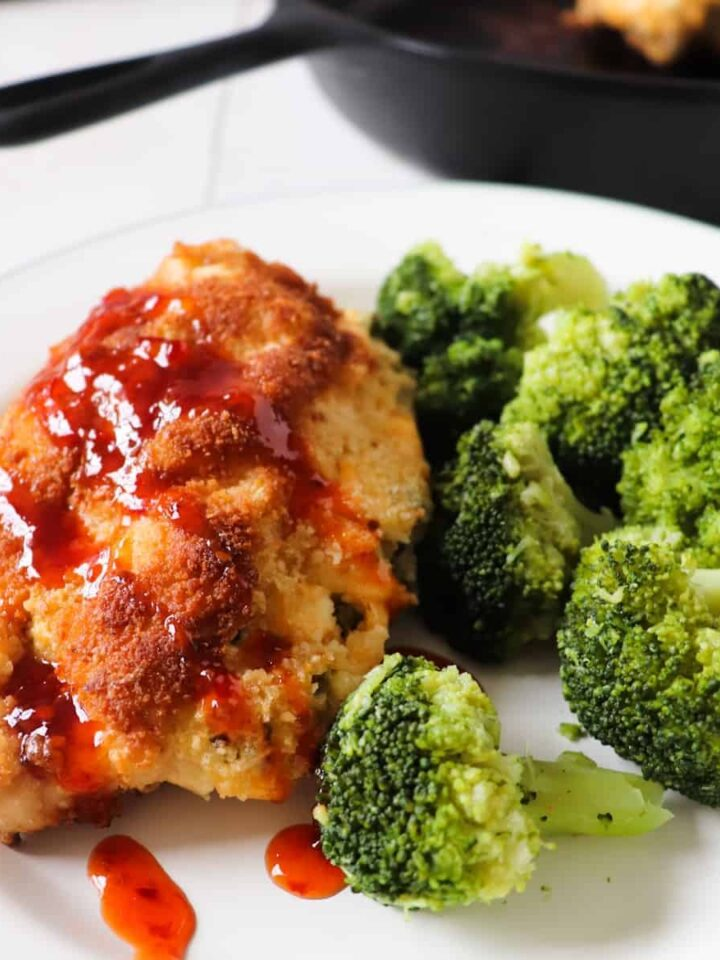 houlihans jalapeno popper chicken featured