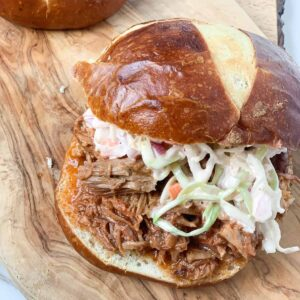 shredded bbq pork featured