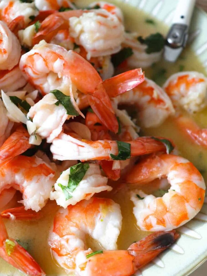 shrimp scampi featured