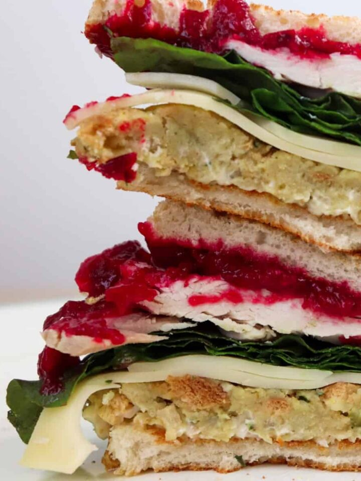 thanksgiving sandwich featured