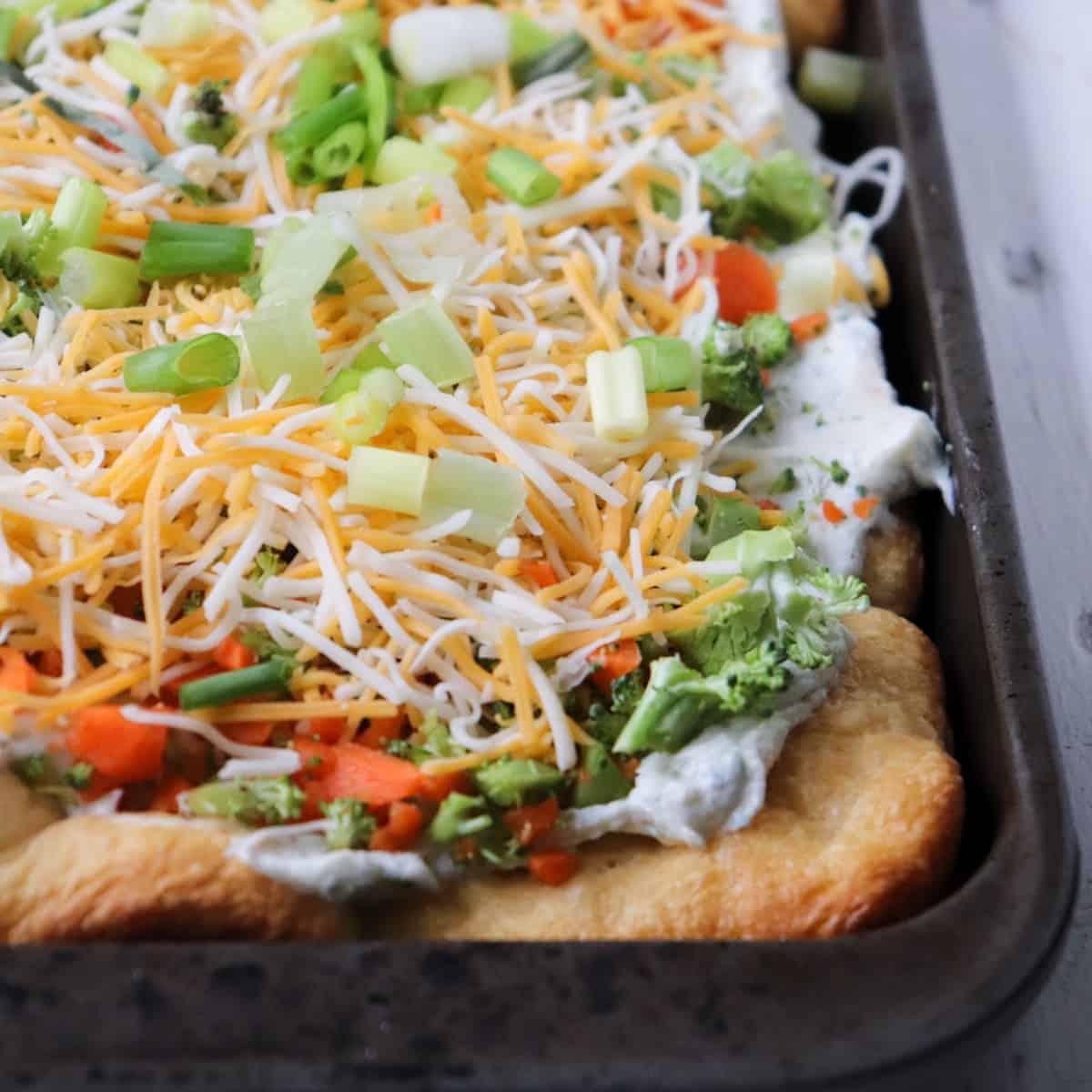 veggie pizza featured