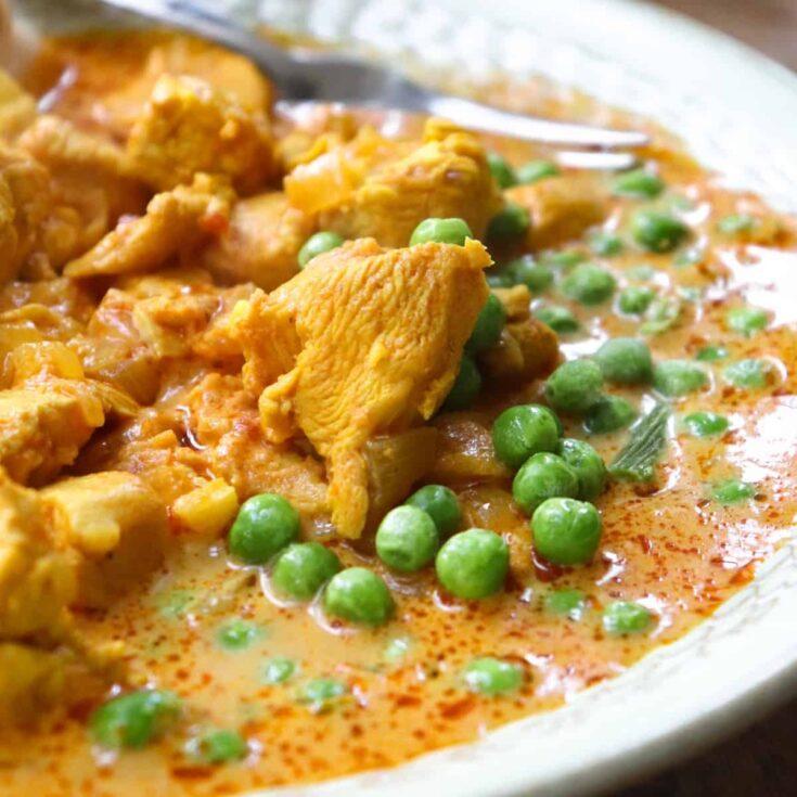 butter chicken featured